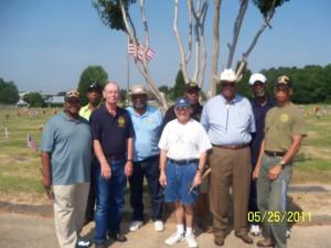 Memorial Day Flag Posting 2011 #2